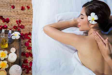 Peppermint Salon - Facial with a Choice of Massage - Save 63%