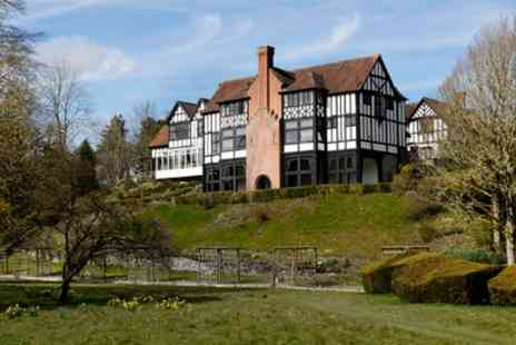 Caer Beris Manor - One or Two Nights Stay for Two with Breakfast and 7 Course Taster Menu - Save 0%