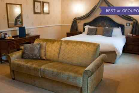 Buckland Tout Saints Hotel - One or Two Nights Stay for Two with Breakfast, Cream Tea and 10% Dining Discount - Save 42%