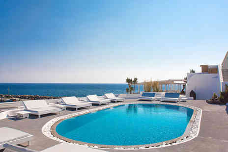 Notos Therme & Spa - Four Star 4 nights Stay in a Junior Suite Sea View - Save 34%