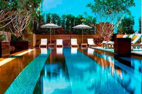 Movenpick Hotels - Bangkok Downtown Hotel Stay with Rooftop Pool - Save 35%