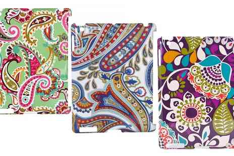 Groupon Goods Global GmbH - Vera Bradley Snap On Case for iPad 2, 3 - Save 0%