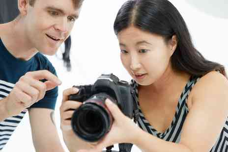 Ariane Photography Studio - Introduction to Digital Photography or Studio Basics Photography Course - Save 58%