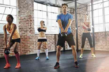 CrossFit Fort Ashton - One or Two Month Daytime CrossFit Membership - Save 50%