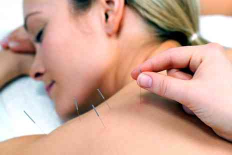 Angells - Two One Hour Acupuncture and Massage Sessions - Save 0%