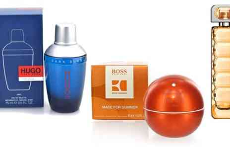 Groupon Goods Global GmbH - Hugo Boss Fragrance in Choice of Scent With Free Delivery - Save 26%
