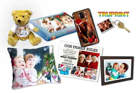 Harrier LLC - £20 voucher to spend on photo gifts and prints - Save 50%