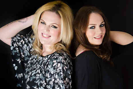 "Visually Perfect Photography - Two hour MAC makeover photoshoot for two including a 7"" x 5"" print, a £50 voucher and bubbly - Save 89%"
