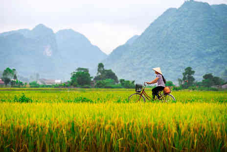 Wonderful Vietnam Tour - Four Star 2 nights Stay in a Lotus Deluxe Room - Save 0%