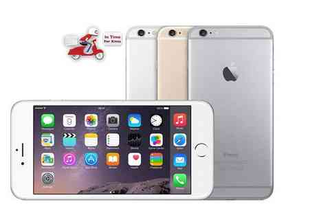 Renew Electronics - 16Gb Apple iPhone Six Plus or a 64GB iPhone Six Plus - Save 0%