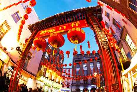 New Mayflower - £50 or £60 Towards Chinese Food and Dim Sum and Optional Prosecco - Save 50%