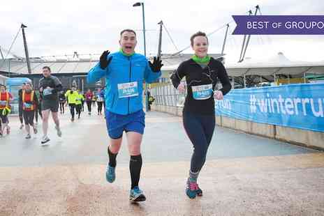 Manchester Winter Run - Cancer Research UK Manchester Winter Run of Five or Ten Kilometres on 12 February 2017 - Save 22%