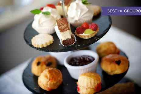 The Olive & Vine - Sparkling Afternoon Tea for Two or Four - Save 40%