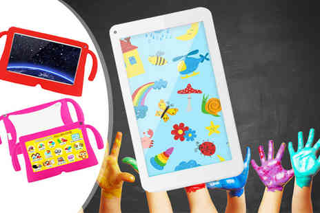 J & Y - 9 inch kids quad core Android tablet with Lollipop 5.0 - Save 61%