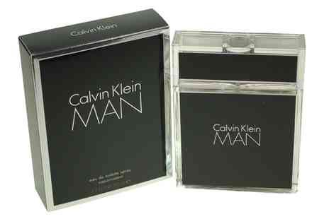 Groupon Goods Global GmbH - Calvin Klein Man 100ml EDT - Save 67%