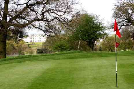 Bushey Country Club - 18 Holes of Golf With 60 Range Balls and Full English Breakfast - Save 61%