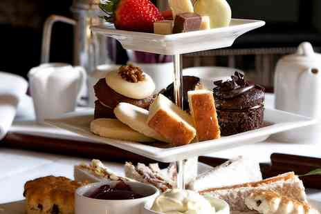 Mercure Milton Keynes Parkside House - Afternoon Tea for Two with Optional Bubbly - Save 50%