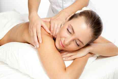 Relax zation - Mini Facial with Back Neck and Shoulder Massage - Save 42%