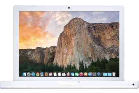 Computer Remarketing Services - Refurbished Apple MacBook A1181 Core 2 Duo 80GB HDD 2.0 Ghz for With Free Delivery - Save 0%
