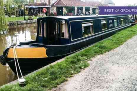 Sally Narrowboats - One or Three Night Narrowboat Hire for Up to Eight with Instruction Course - Save 0%