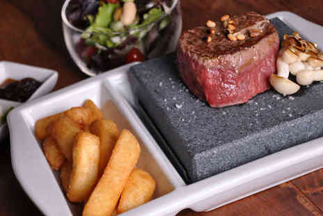 La Barbacoa - Two course steak dining with Prosecco for two - Save 40%