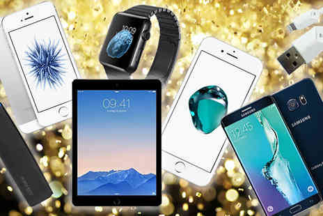 Fone Giant - Mystery Gadget Gift Bag Apple Watch, iPad Air 2, Samsung Galaxy S6, iPhone 7 and More - Save 0%