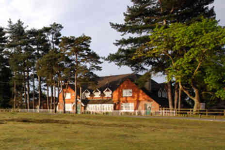 The Beaulieu Hotel - Hotel Escape with Dinner for Two - Save 10%
