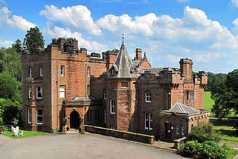 Friars Carse - Hotel Escape with Dinner for Two - Save 10%
