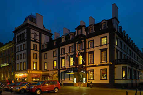 Hallmark Hotel Carlisle - Hotel Escape with Dinner for Two - Save 10%
