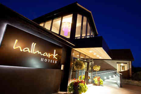 Hallmark Hotel - Hotel Escape with Dinner for Two - Save 10%
