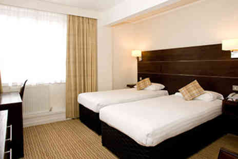 Mercure Inverness Hotel - Hotel Escape with Dinner for Two - Save 10%