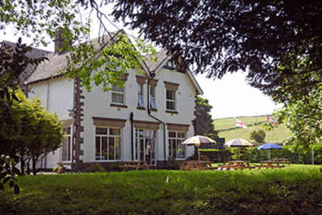Newton House Hotel - Hotel Escape with Dinner for Two - Save 10%