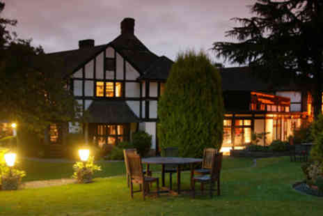 The Legacy Thatchers Hotel - Hotel Escape with Dinner for Two - Save 10%