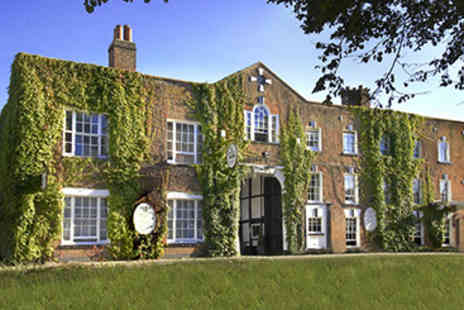 The Talbot Ripley - Hotel Escape with Dinner for Two - Save 10%