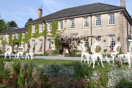 Ty Newydd Country Hotel - Hotel Escape with Dinner for Two - Save 10%