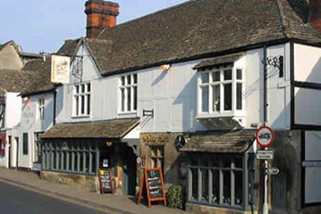 The White Hart Inn - Hotel Escape with Dinner for Two - Save 10%