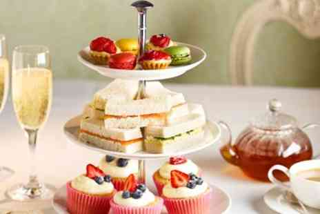 Lets See Bistro - Afternoon Tea & Bubbly for 2 - Save 45%