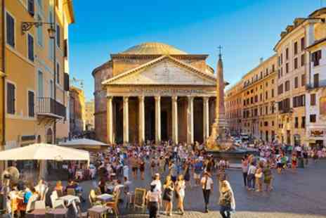 Cruise Nation - Nine Night Mediterranean Cruise with Rome Stay - Save 0%