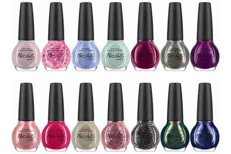 Groupon Goods Global GmbH - Nicole By OPI Nail Polish Pack of Six or Ten - Save 58%