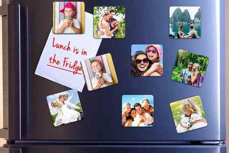 Photo Gifts - Up to 27 Photo Magnets - Save 79%