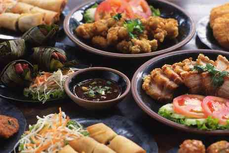 Red Lantern Restaurant - All You Can Eat Chinese Buffet for One, Two or Four - Save 29%