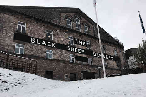 The Black Sheep Brewery - Brewery tour and tasting for two - Save 47%