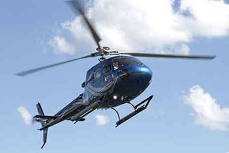 Activity Superstore - Buzz helicopter flying experience for two - Save 0%
