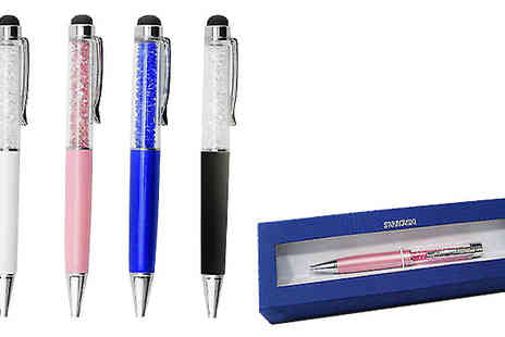 Gift box bristol - Swarovski Elements Crystal Pen with Gift Box - Save 73%