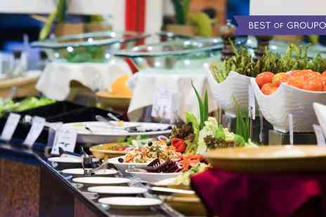 The Venue - International Buffet Lunch for Up to Four - Save 0%