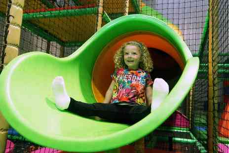 Widnes Superbowl - Play Session with Squash Drinks for Up to Four Children - Save 61%