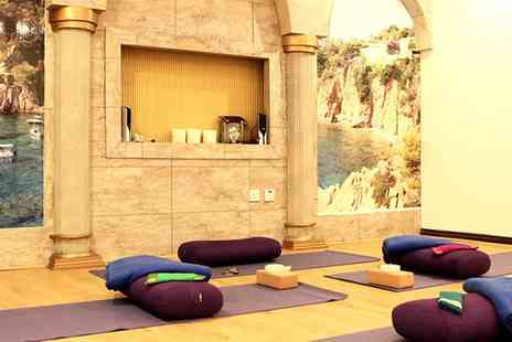 Sanesi Yoga Co Studio - Choice of Six Yoga Classes - Save 67%