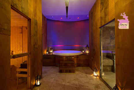 St Nicholas Spa - Spa day with a light lunch, glass of Prosecco, tea and one treatment - Save 38%