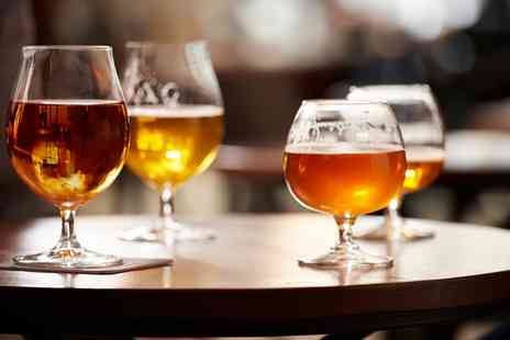 Watling Street Beer - Brewery Tour and Beer Tasting with Optional Pizza for Two - Save 0%