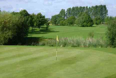 Horncastle Golf Club - 18 Holes of Golf with Bacon Rolls and Coffee or Fish and Chips for Two or Four - Save 0%